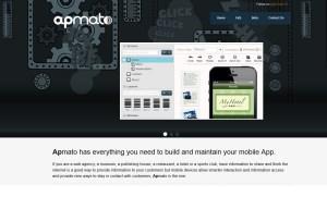 Apmato: un CMS pour applications.