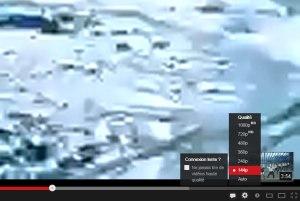 Des vidéos en 144K sur YouTube.