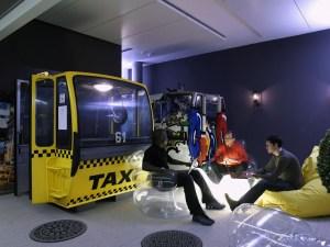 Zurich: de sympathiques bureaux pour Google...