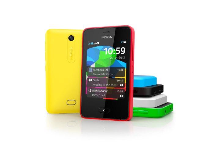 Le Nokia Asha 501 à moins de 100 dollars est capable de tenir 48 jours en veille...