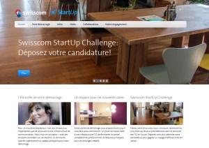 Swisscom s'engage pour les startup en Suisse.