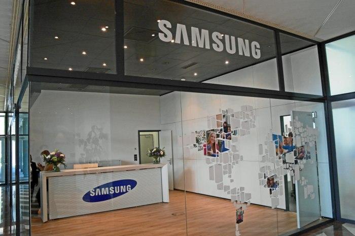 Samsung veut être plus présent en Suisse romande.