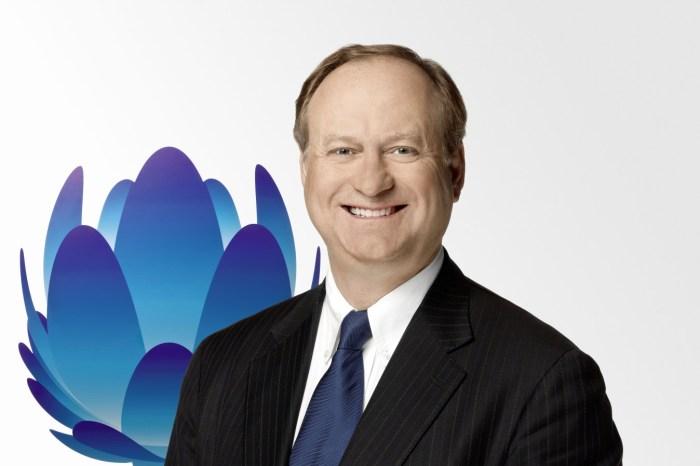 Eric Tveter, patron d'UPC Cablecom.