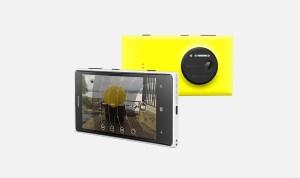 Le Nokia Lumia 1020: taillé pour la photo.