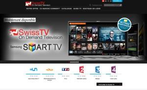 Après la VOD, SwissTV se lance dans la TV.