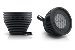 Le haut-parleur Bluetooth Philips DOT SB2000B.
