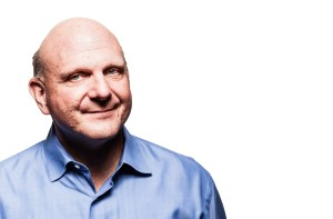 Steve Ballmer, CEO de Microsoft.