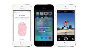 L'iPhone 5s et son génial capteur d'empreintes.