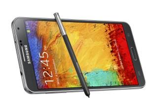 Samsung Galaxy Note 3: le smartphone de l'année 2013.