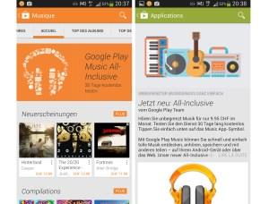 Google Play Music débarque enfin en Suisse.