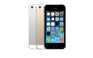 L'iPhone 5S disponible en trois couleurs arrive en Suisse.