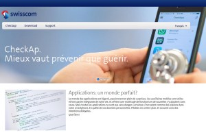 Swisscom CheckAp.