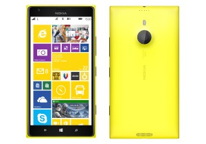 Nokia Lumia 1520: test réussi.