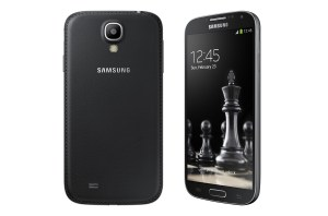 Le Samsung Galaxy S4 Black.