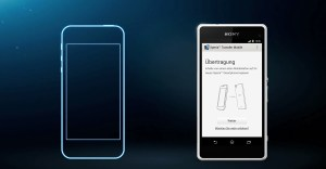 Xperia Transfer Mobile pour en finir avec l'iPhone, par exemple.