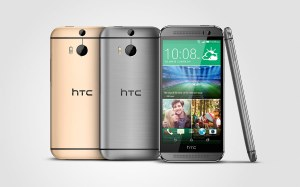 Le HTC One M8.