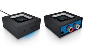 Logitech Bluetooth Audio Adapter.