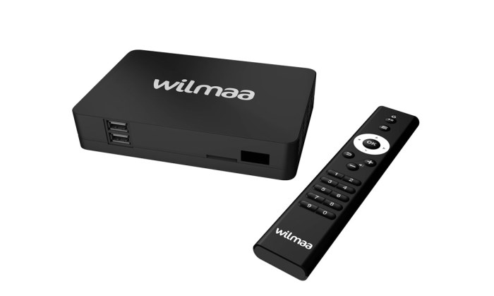 La Wilmaa Box.