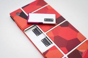 «Projet Ara»: le smartphone modulable de Google.