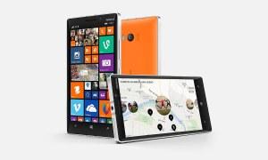 Le Nokia Lumia 930 de Microsoft et son capteur de 20 millions de pixels.