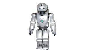 Le robot Qrio de Sony.