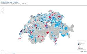 Le très haut-débit de Swisscom en Suisse.