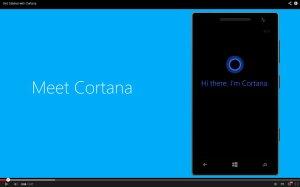 Cortana devrait débarquer sur Windows 9.