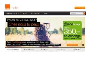 Eco Orange permet de recevoir jusqu'à 350 francs pour son ancien mobile.
