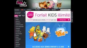 Sunrise et Hollystar lancent la VOD en illimité pour les enfants...
