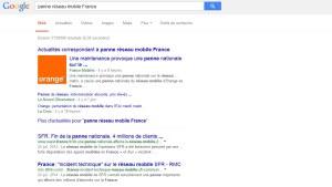 Réseaux mobiles: deux grosses pannes en France en quelques jours.