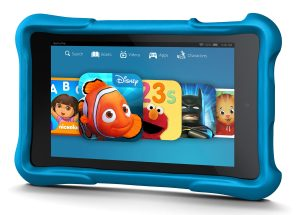 Le Kindle Fire Kids.