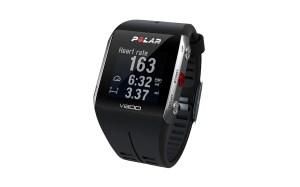 La Polar V800 intègre un GPS.
