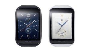 La Samsung Gear S est compatible Wi-Fi et 3G.