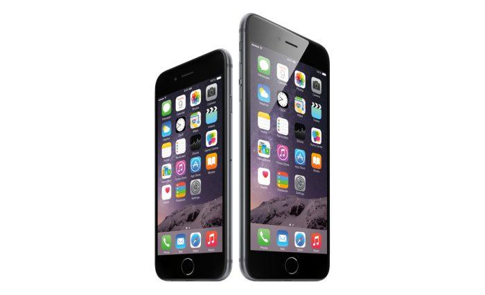 L'iPhone 6 et l'iPhone 6 Plus.