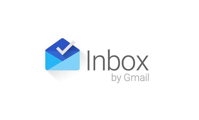 Inbox par Gmail.