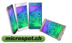 Concours: microspot.ch offre un Samsung Galaxy alpha.