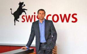 Andreas Wiebe, fondateur et CEO d'Hulbee AG.