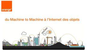 Orange business est très actif dans le domaine de l'internet des objets.