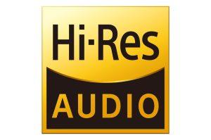 """La """"norme"""" Hi-Res Audio."""