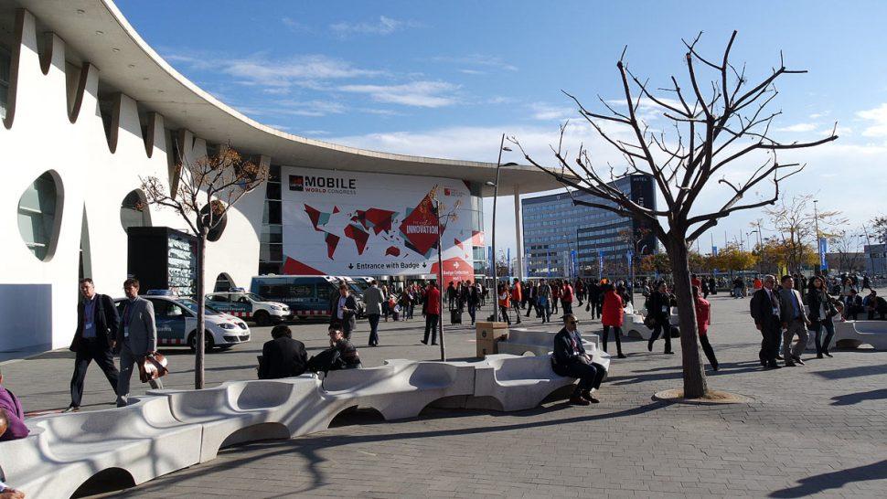 Quelque 100'000 personnes sont attendues au MWC de Barcelone.