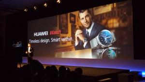 Huawei lance sa montre connectée.