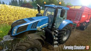 Le jeu rural fait un tabac en Suisse avec Farming Simulator 2015...