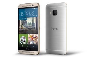 Le HTC One M9.