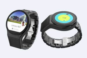 La concept watch Lenovo Magic View.