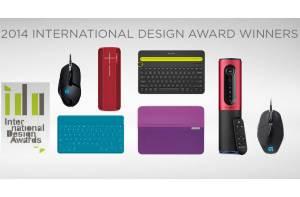 Logitech cartonne aux International Design Awards.