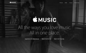 Apple Music débarquera le 30 juin.