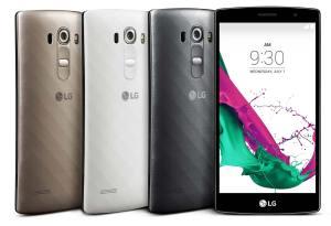 Le LG G4 est désormais aussi disponible en finition cuir.