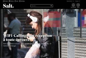 Salt lance le Wi-Fi Calling pour renforcer son réseau mobile.