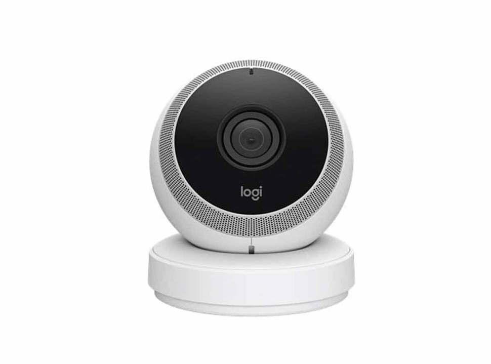 La caméra Circle, sous le nouveau label de Logitech, Logi.