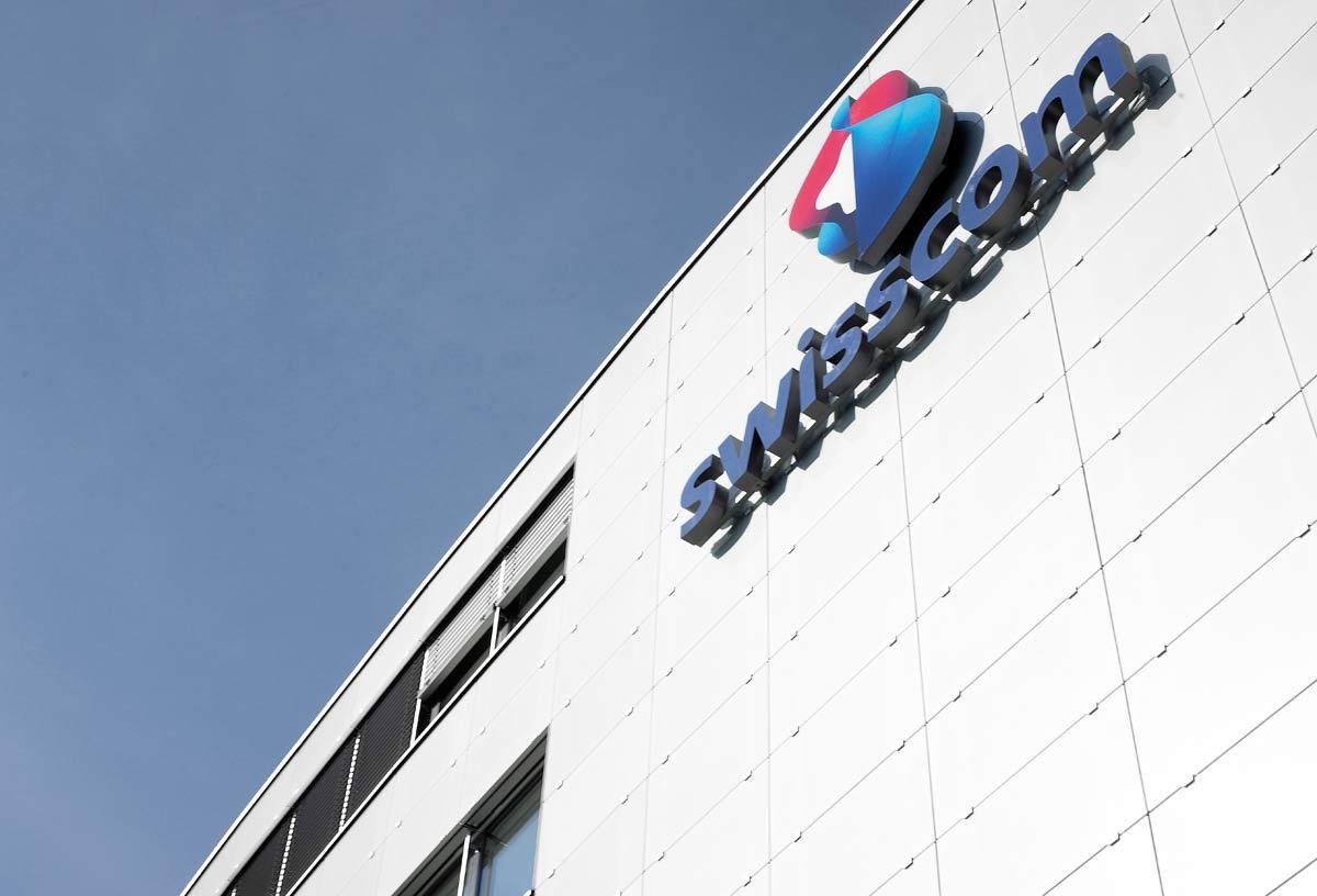 Swisscom domine tous les segments du marché suisse des télécoms.